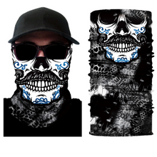 Multifunctional Polyester Bandana Cap,Scarf Uv BandanaFast Dispatch Neck Tubular Camouflage Bandana with Custom Logo