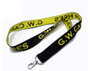 Flat Polyester Cheap Personalize Single Custom Sublimation Lanyards