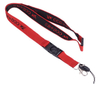 High Quality Breakaway Custom Silkscreen Printing Logo Polyester Airbus Lanyards for Mobile Phone
