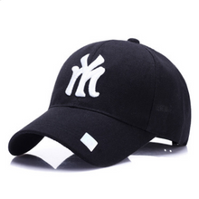 Fashion Custom Black Cotton Low Profile Structured 6 Panels Golf Hat Embroidery Baseball Cap