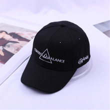 2019 Hole Summer Embroidered Hats Fashion Sports Baseball Cap