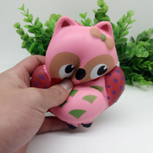 Gift Cute Squishy Animal PU Toy Stress Ball And Anxiety Reducer Soft And Squishy Creative PU Toy