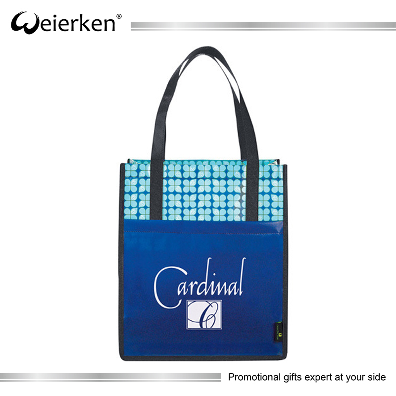 Multifunctional Non Woven Polypropylene Bags Carry Non-woven Shopping Tote Bag for Wholesale